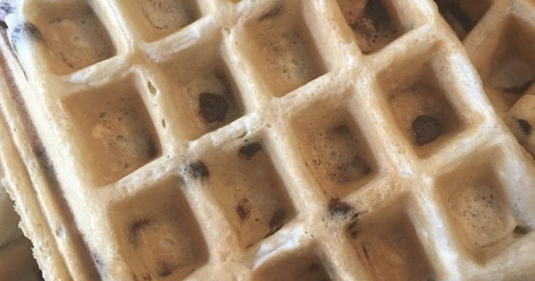 Waffles from Scratch
